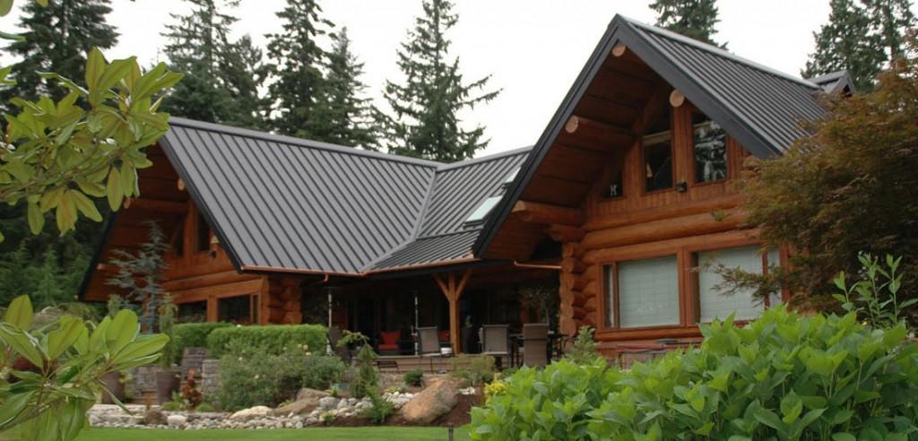 Metal Roof Example 1