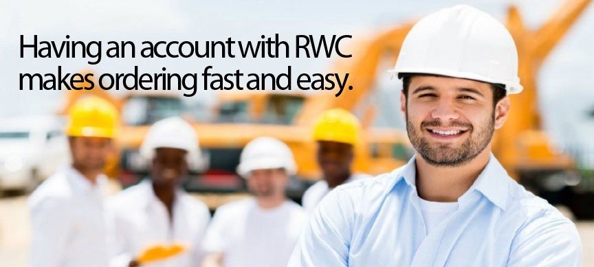 Apply For Account Rwc Building Products
