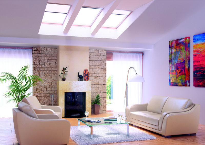 Room-with-Skylight