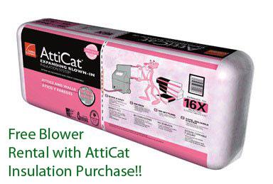 AttiCat-Insulation