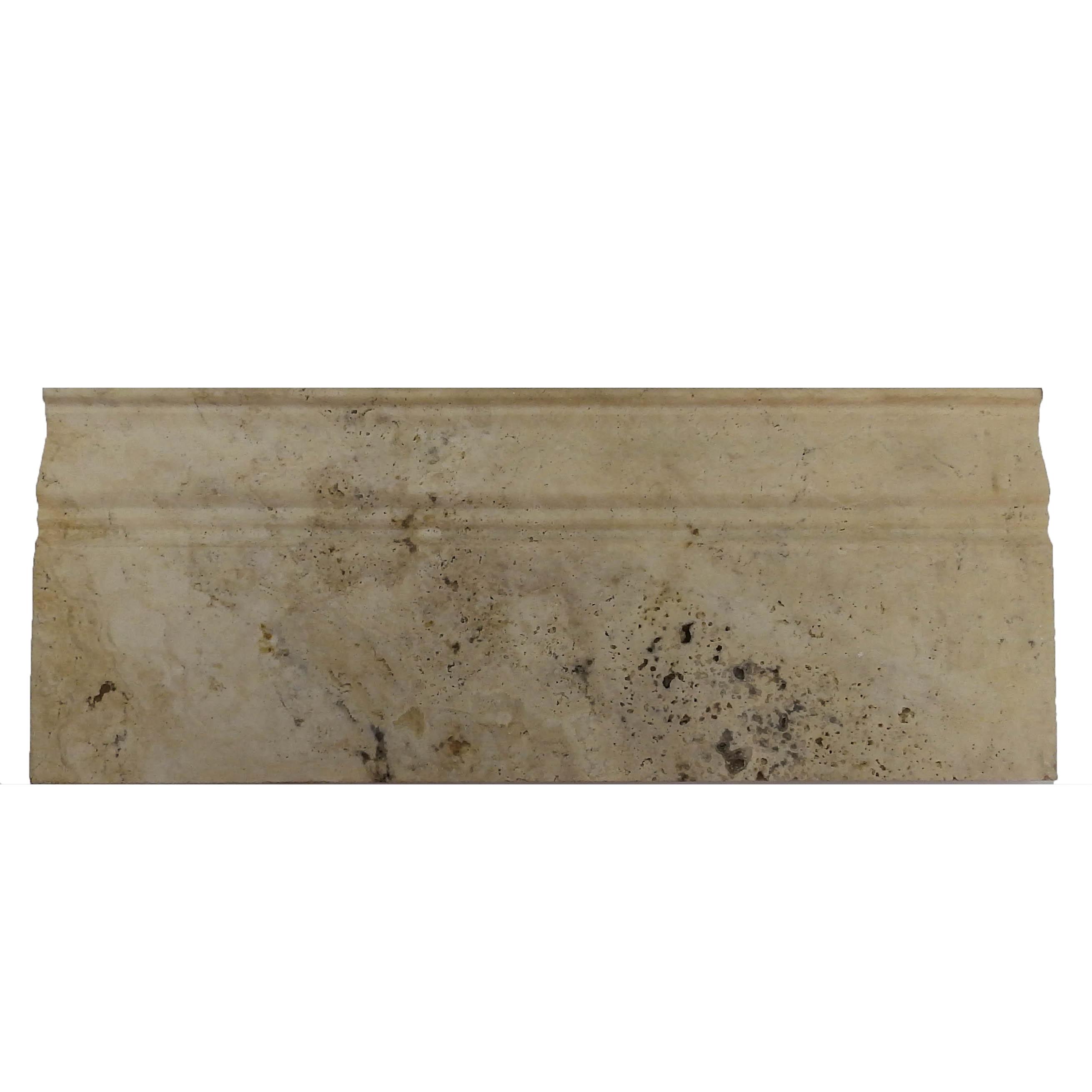 Item #6170 - Philadelphia Travertine Molding Image