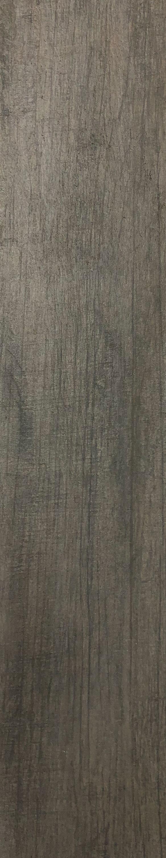 "Item #13222 - 6"" x 24"" Nanmu Grigio Porcelain Plank Image"