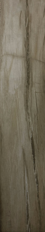 "Item #13590 - 6"" x 24"" Fossilwood Sun Porcelain Plank Image"